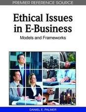 Ethical Issues in E-Business