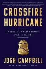 Campbell, J: Crossfire Hurricane