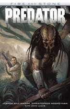 Predator: Fire And Stone
