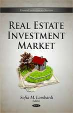 Real Estate Investment Market