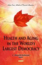 Health & Aging in the World's Largest Democracy