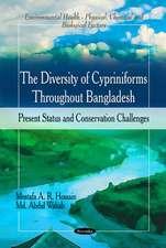 The Diversity of Cypriniforms Throughout Bangladesh