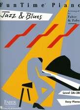 FunTime Piano Jazz & Blues, Level 3A-3B: Easy Piano