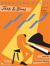 Showtime Jazz & Blues, Level 2A: Elementary Playing