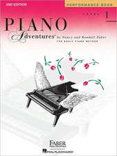 Piano Adventures, Level 1, Performance Book