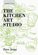 The Kitchen Art Studio:  Lined Journal