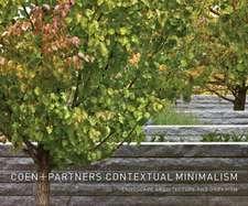 Coen + Partners Contextual Minimalism