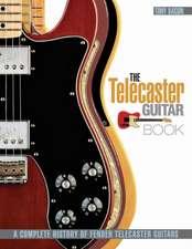 The Telecaster Guitar Book