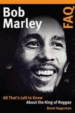 Bob Marley FAQ