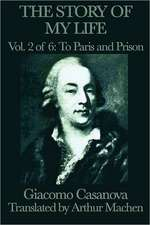 The Story of My Life Vol. 2 to Paris and Prison:  The Tales of Kamose, Archpriest of Anubis