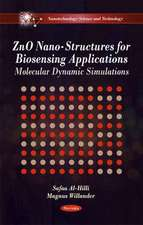 ZnO Nano-Structures for Biosensing Applications