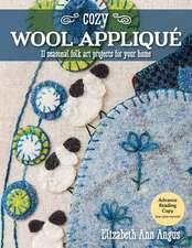 Cozy Wool Applique