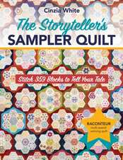 The Storyteller's Sampler Quilt
