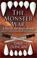 The Monster War: A Tale of the King's Blades