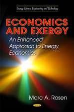 Economics & Exergy