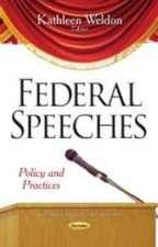 Federal Speeches