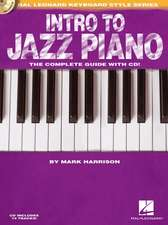 Intro to Jazz Piano