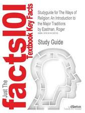 Studyguide for the Ways of Religion