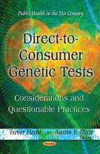 Direct-to-Consumer Genetic Tests