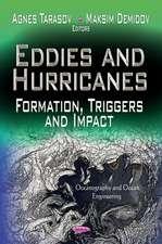 Eddies & Hurricanes