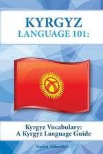 Kyrgyz Vocabulary