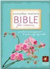 Everyday Matters Bible for Women-NLT