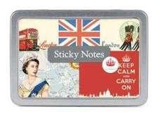 London Sticky Notes