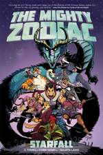 The Mighty Zodiac Volume 1: Starfall