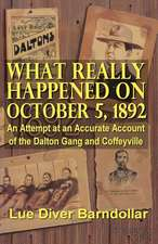 What Really Happened on October 5, 1892