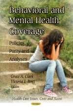 Behavioral & Mental Health Coverage