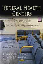 Federal Health Centers