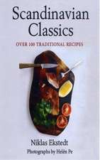 Scandinavian Classics:  Over 100 Traditional Recipes