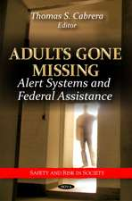Adults Gone Missing