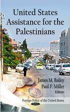 United States Assistance for the Palestinians