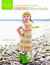 Fair Isle Flower Garden