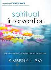Spiritual Intervention:  Powerful Insights for Breakthrough Prayers