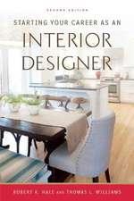Starting Your Career as an Interior Designer