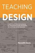 Teaching Design