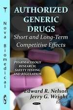 Authorized Generic Drugs