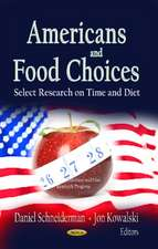 Americans and Food Choices