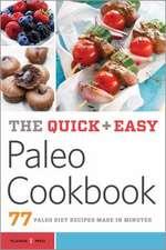 Quick & Easy Paleo Cookbook