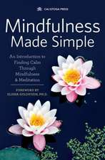 Mindfulness Made Simple