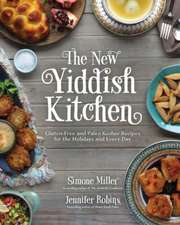 The New Yiddish Kitchen