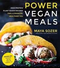 Power Vegan Meals