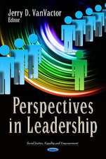 Perspectives in Leadership