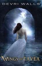 Wings of Tavea:  Solus Series Book Two
