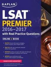 Kaplan LSAT Premier 2016-2017