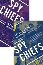 SPY CHIEFS VOLUMES 1 AND 2