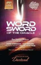 Oracle of Devotional Jan to June 2016 Prophetic Sword