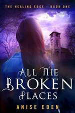All the Broken Places:  The Healing Edge - Book One